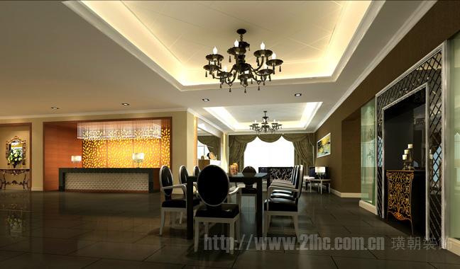 hc龙华展厅 - 广州简逸室内设计有限公司